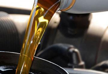 huiles de moteur