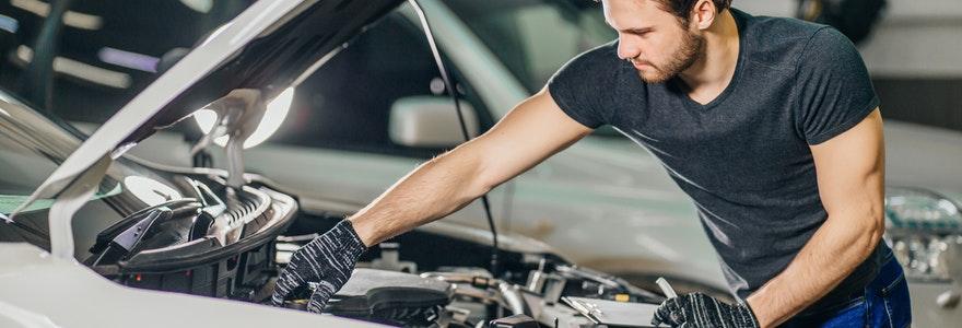 accessoires pour l'entretien voiture