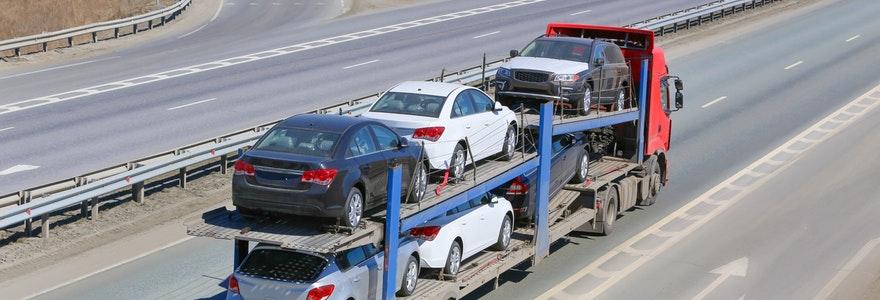 transporter tout type de voitures