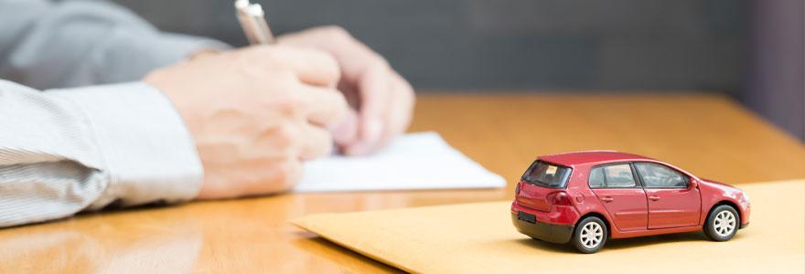 Assurances temporaires de véhicules